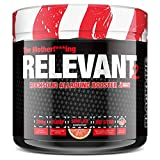 #sinob The Relevant V2 - NEW VERSION Pre-Workout Booster Trainingsbooster Bodybuilding 1 x 350 g (Limette)