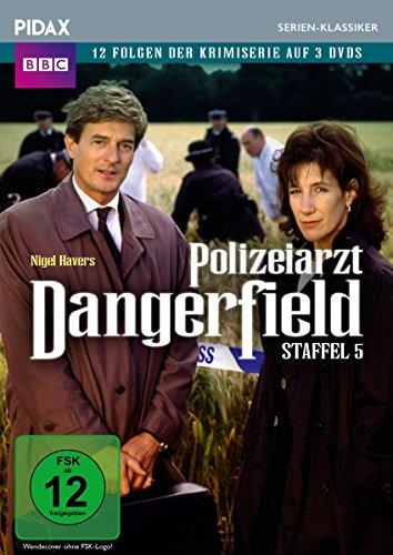 Polizeiarzt Dangerfield, Staffel 5 (Dangerfield) / Weitere 12 Folgen der erfolgreichen Krimiserie (Pidax Serien-Klassiker) [3 DVDs] (The Shield Season 3)