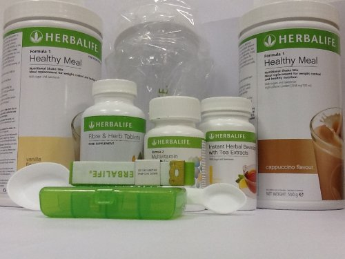 HERBALIFE Monatsprogramm 4 Gewichtsreduktion | Weight Loss