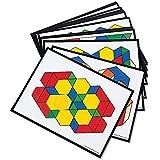 Aprendizaje Recursos patrón bloque diseño tarjetas