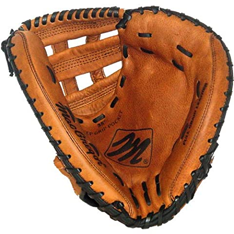 Macgregor MCCM300X MacGregor Fastpitch Catchers Mitt RHT Baseball-Softball Gloves