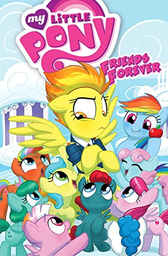 My Little Pony: Friends Forever Volume 3 (My Little Pony Friends Forever Tp)