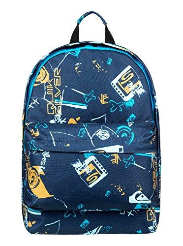 Quiksilver Herren SMALLEVERYDAYPO Backpack, Blau (Navy Blazer), 40 Centimeters -