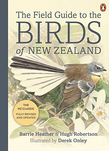 The Field Guide to the Birds of New Zealand por Hugh Robertson