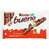 Kinder Bueno Twin Bar, 4 x 43g Bars