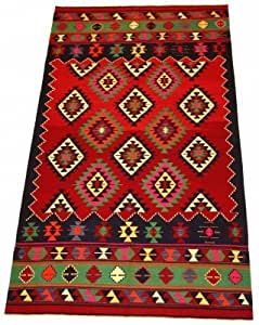 Trend Carpet Tapis Kilim Turque 290x 160cm