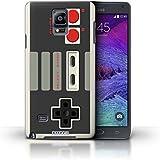 Coque de Stuff4 / Coque pour Samsung Galaxy Note 4 / Nintendo Design / Console (jeux vidéo) Collection