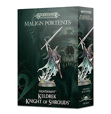 Keldrek Knight of Shrouds - Nighthaunt - Warhammer Age of Sigmar