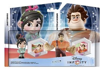 Disney Infinity Wreck-It Ralph Toy Box Set (Xbox 360/PS3/Nintendo Wii/Wii U/3DS) by Disney