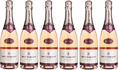 Brut Dargent Rosé Pinot Noir Brut Trocken (6 x 0.75 l) -