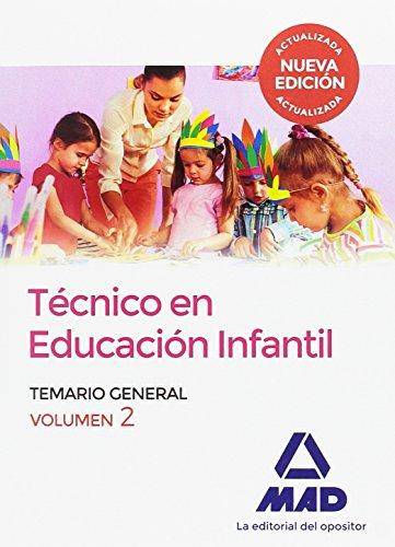 Técnico en Educación Infantil. Volumen 2 por Rocío Clavijo Gamero
