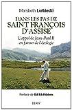 Dans les pas de saint François d'Assise : L'appel de Jean-Paul II en faveur de l'écologie