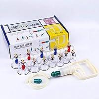 Kays Schröpfen Set 12 Vakuumsauger Mit Sauggriff, Chinesische Schröpftherapie Set Für Rücken/Nackenschmerzen,... preisvergleich bei billige-tabletten.eu