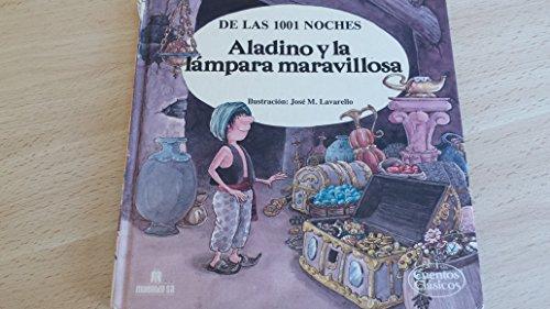 Miscellaneous Children's Hardbacks: Aladino y La Lampara Maravillosa