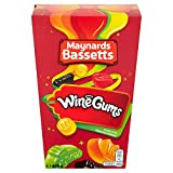 Maynards Bassetts Wine Gums, 400 g
