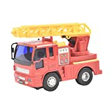 #1: IGP Mini Truck Series Mini Fire Rescue Truck Friction Toys for Kids