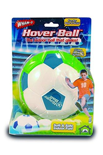 Goliath 33521 Hoverball - Balón deslizante, surtido: colores aleatorios (verde, azul)