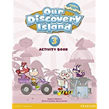 Our Discovery Island 3 Activity Book Pack