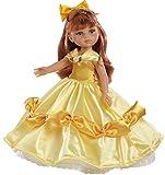 Paola Reina Cristi, muñeca en vestido amarillo, 32 cm (04571)