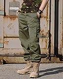 Mil-Tec US Ranger Hose Typ BDU Oliv Gr.XS