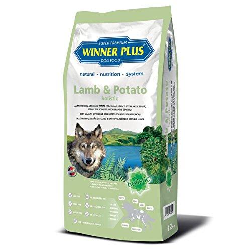 Winner Plus Holistic100% Agnello e patate 2kg