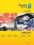 Rosetta Stone English (American) Level 1 PC  [Download]