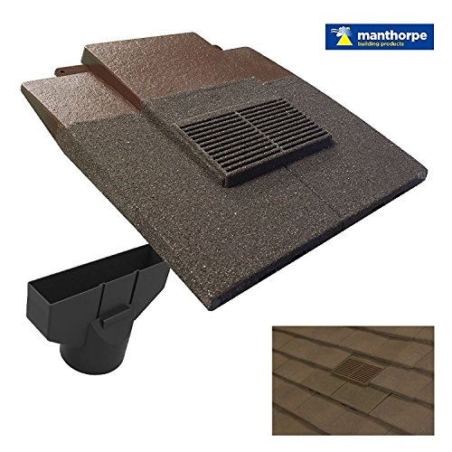 granulated-antique-brown-plain-in-line-roof-tile-vent-pipe-adapter-concrete-clay