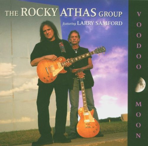 Voodoo Moon by ROCKY GROUP ATHAS (2005-06-14)
