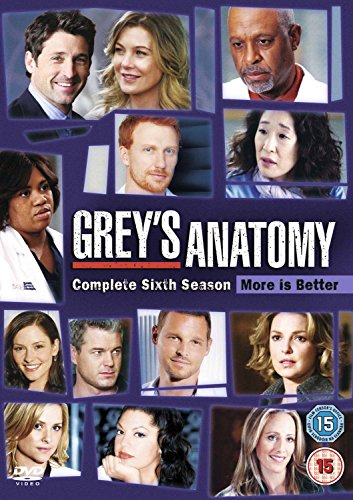 Grey's Anatomy - Series 6