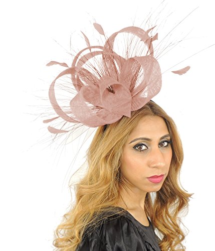 Hats By Cressida - Capeline - Femme taille unique rose bébé