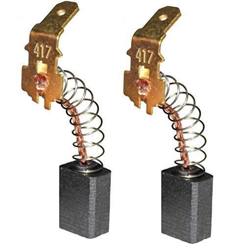 Preisvergleich Produktbild Kohlebürsten Motorkohlen Kohlen für Makita CB 417 HR2400 6905H 6904V 6905 6904 HP1300S