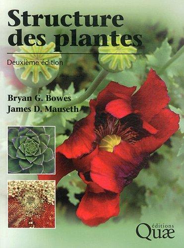 Structure des plantes. 2ème édition. par James D. Mauseth