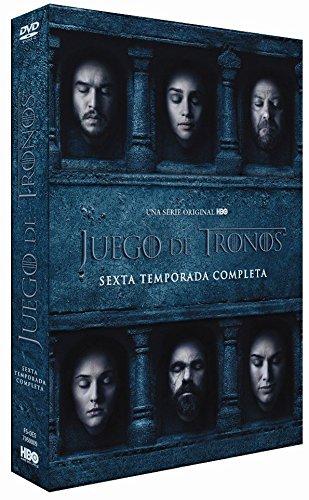 JUEGO DE TRONOS: TEMPORADA 6 PREMIUM (Spain Import, see details for languages)