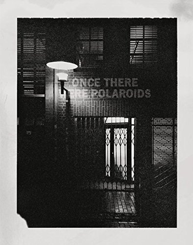 Jonas Wettre, once there were polaroids