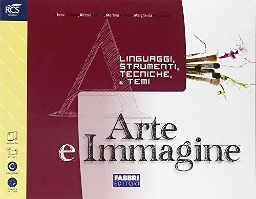Arte e immagine. Vol. A. Per la Scuola media. Con e-book. Con espansione online