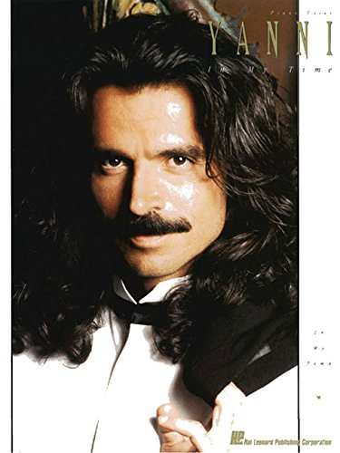 Yanni: in My Time Piano Solos Piano