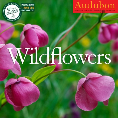 audubon-wildflowers-2015-calendar-includes-a-4-month-grid-sept-to-dec-2014