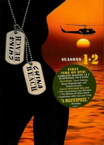 China Beach Seasons 1 and 2 DVD Plus Bonus Features