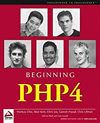 Beginning PHP4