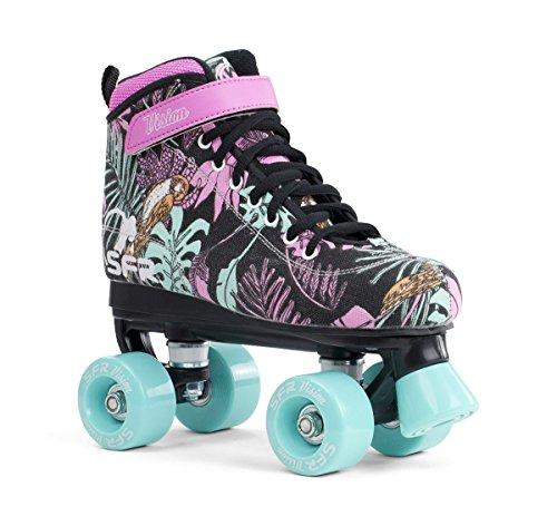 sfr-vision-canvas-rollschuhe-disco-roller-kinder-floral-floral-37