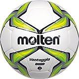Molten F3V3400-G Fußball Top Trainingsball Größe 3 weiß-grün-silber weiß/grün/silber, Größe 3
