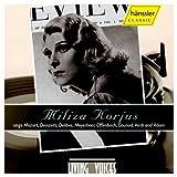 Miliza Korjus Sings Opera Aria