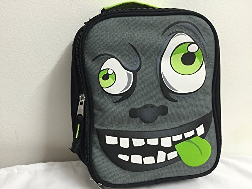 fun-critter-lunch-bag-grey-silly-face-95x85-inches-insulated-by-kmart-corporation