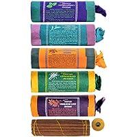 Räucherstäbchen 5er Set Tibetan -Spice-Saffron-Lemongrass-Green Tea Incense preisvergleich bei billige-tabletten.eu