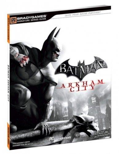 Guía Oficial Batman Arkham City