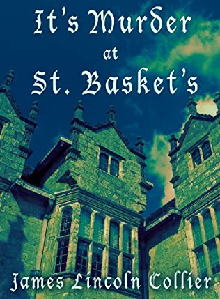book cover of It\'s Murder At St. Basket\'s