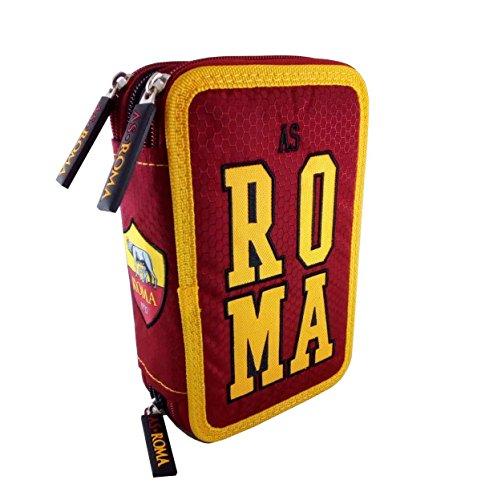As Roma 1927estuche 3cremallera Organizzato completo 45piezas 56225