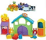 Fun Time Farmyard Activity Play Set
