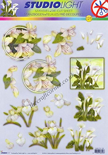 calla-lilly-iris-flowers-for-condolence-die-cut-3d-decoupage-sheet-no-cutting