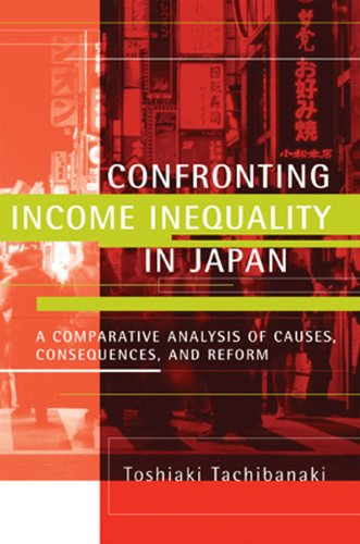 Confronting Income Inequality in Japan: A Comparative Analysis of Causes, Consequences, and Reform